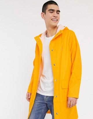 Weekday sune raincoat