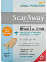 Ulta Scar Away Silicone Scar Treatment Sheets 8 Ct