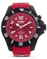 Stainless Steel Alabama Crimson Tide Strap Watch