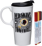 Redskins Unbranded Washington 17oz. Just Add Color Perfect Cup