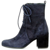 Sacha Solange Lace-Up Boot