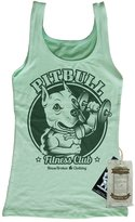 HouseBroken Pitbull Dog Gym Workout Women's Tank Top