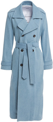 Each X Other Denim Trench Coat
