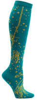 Ozone Women's Grand Central Terminal Ceiling Knee High Socks
