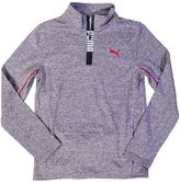 Puma Boys 4-7 Quarter-Zip Track Jacket