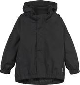 Molo Almost Black Waiton Rain Jacket