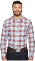 Wrangler Long Sleeve Retro Shirt Men's Clothing