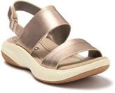 Bionica Alamosa Metallic Leather Sandal