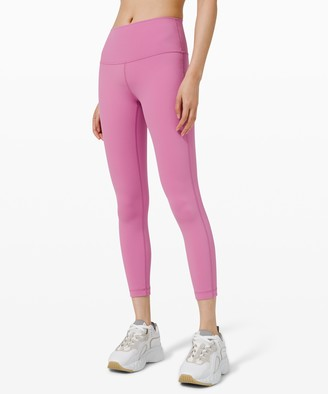 "Lululemon Wunder Under High-Rise Tight 25"" *Full-On Luxtreme"
