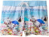 Sauvage Miami Collection Key West Swim Trunk 8128922