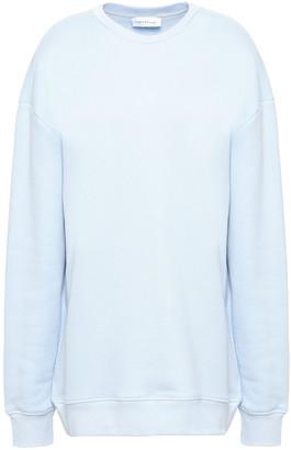 Ninety Percent French Cotton-terry Sweatshirt