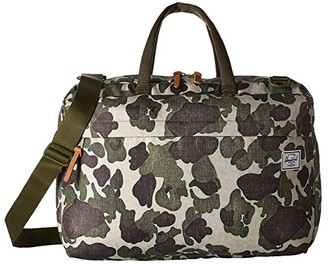 Herschel Sandford (Frog Camo) Messenger Bags