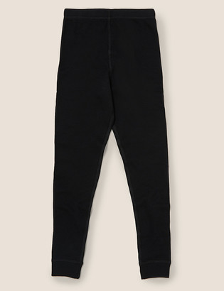 Marks and Spencer Thermal Ribbed Leggings (2-16 Yrs)