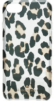 Kate Spade Leopard Clear - 7 Iphone Cases
