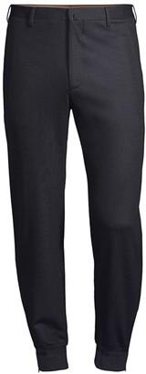 Corneliani Stretch-Wool Trousers