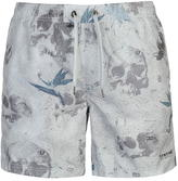 Firetrap Blackseal Floral Swim Shorts