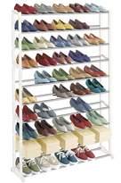 Lynk 50 Pair Shoe Rack - 10 Tier - Shoe Shelf Organizer