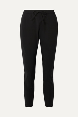 Wone Stretch-jersey Track Pants - Black