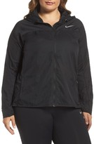 Nike Plus Size Women's Impossibly Light Hooded Jacket