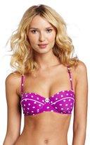 Seafolly Women's La Vita Bustier Bikini Top