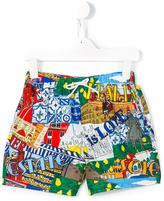 Dolce & Gabbana 'Summer Love Italy' swim shorts