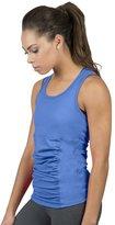 Soybu Women's Challenge Ruched Racerback Yoga Tank