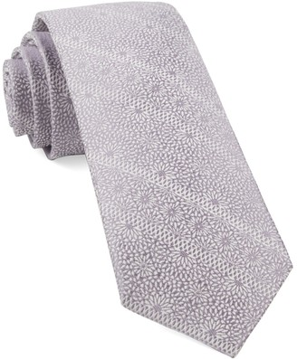 Tie Bar Wedded Lace Lavender Tie