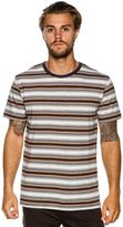 rhythm Everyday Stripe Ss Tee