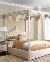 Haute House William King Canopy Bed