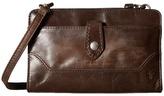 Frye Melissa Crossbody Clutch Cross Body Handbags