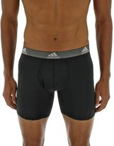 adidas Men's Relaxed Climalite 2-Pack Boxer Briefs