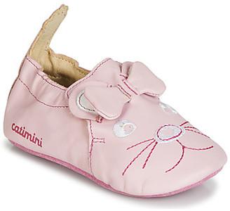 Catimini CALA girls's Flip flops in Pink