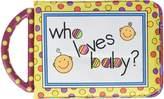 Sassy Who Loves Baby Photo Book