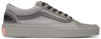 Vans Grey Zhou Zhou Edition Year Of The Rat Old Skool Low-Top Sneakers