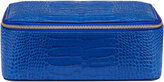 Smythson Mara Square Leather Jewellery Pouch