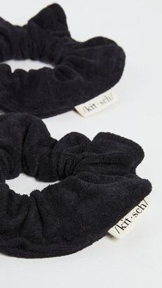 Kitsch Towel Scrunchies Set