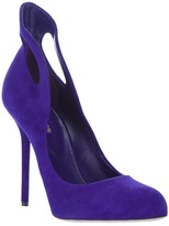Sergio Rossi cut-out detailed pump