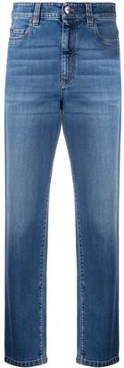Brunello Cucinelli High Rise Mom Jeans