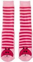 Country Kids Slipper Cat Animal Print Socks