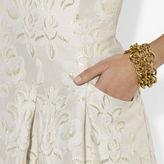 Ralph Lauren Floral V-Neck Dress