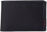 Tumi Alpha - Slim Single Billfold (Black) Bill-fold Wallet