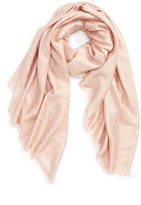 Tory Burch Women's Traveler Jacquard Oblong Scarf