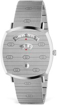 Gucci 38MM GRIP SILVER COLORED WATCH
