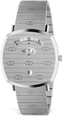 Gucci GRIP 38MM STAINLESS STEEL WATCH