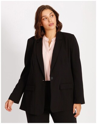 Basque Longline Suit Jacket