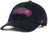 '47 Women's Seattle Seahawks Clean Up Cap
