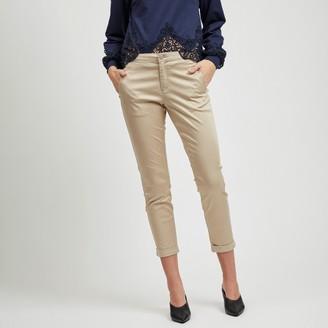 Vila Straight Trousers