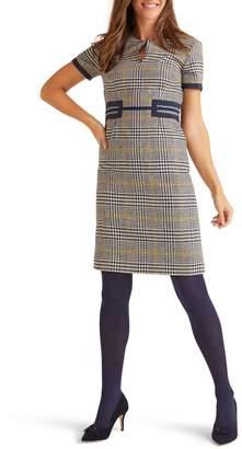 Boden Bridget Tweed Wool Dress