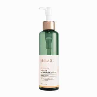 Squalane + Calming Musk Body Oil
