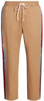Gucci Military Side Stripe Drill Pants